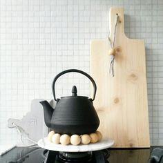 Instagram @yvonne_castro_deneer Cool Kitchens, Interior Styling, Kitchen Goods, Kitchen Appliances, Nest, Instagram, Design, Home Decor, Interior Decorating