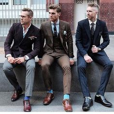 Suited Gents