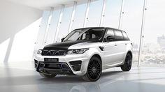 2015 Larte Design Range Rover Sport - http://www.fullhdwpp.com/transportation/cars/larte-design-range-rover-sport/
