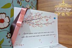 Convite Casamento - Coleção Royal