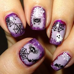 Wendy's Delights: Halloween Nail Art Stickers from Born Pretty Store