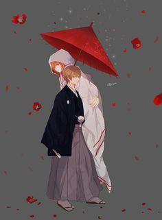 Anime: Gintama Personagens: Okita Sougo e Kagura Okikagu Doujinshi, Manga Anime, Anime Art, Anime Love Couple, Anime Couples, Chibi, Animation, Tumblr, Wattpad