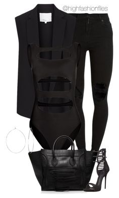 """""""Untitled #1855"""" by highfashionfiles ❤ liked on Polyvore"""