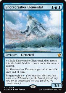 Blue Dragons of Tarkir Mtg Magic Rare 1x x1 1 FOIL Dragonlord/'s Prerogative