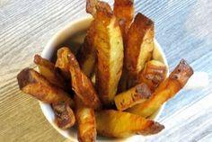 Baked Potato Fries - Pommes homemade