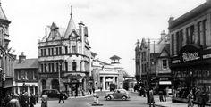 Old Photograph of Hamilton, South Lanarkshire, Scotland