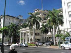 The Sheraton Moana Surfrider Hotel