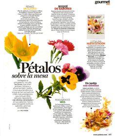 Flores comestibles - Alba-Soldevila