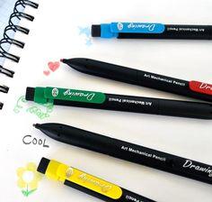 Art Mechanical Pencil