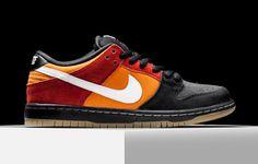 "brand new 283ca 13be0 Nike SB Dunk Low Pro ""Magmar"""
