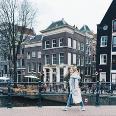For those who are lost, there will always be cities that feel like home 🚲 Amsterdam, Cities, Street View, Lost, Street Style, Travel, Instagram, Viajes, Urban Style