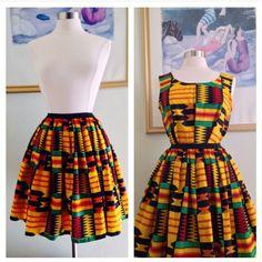 Elegant and Beautiful Ankara Styles - Fashion Ruk Ankara Dress Styles, Kente Styles, African Print Dresses, African Dress, African Prints, African Inspired Fashion, Latest African Fashion Dresses, African Print Fashion, Africa Fashion