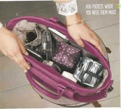 Diamond District in Palace of Jewells Pebble with Uptown Mini Pouch in both Plum dancing Dot & Black Links.  Also in bag: Zipper Pocket, Triple Slit Pocket and Perfect Cents Wallet.  Fall must haves!
