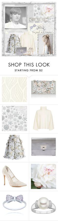 """""""You are my calm, my oasis."""" by tokyotrekker ❤ liked on Polyvore featuring Accessorize, Kaisercraft, Topshop, Chicwish, Proenza Schouler, Penny Loves Kenny and fallwinter2016"""