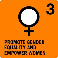 GOAL 3: PROMOTE GENDER EQUALITY AND EMPOWER WOMEN