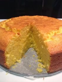 The road to loving my Thermomix: Whole Orange Cakes