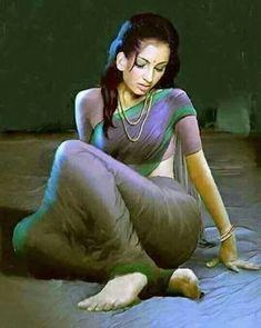 Thanks wanderfull watching & charming indian drawing, erotic art, indian paintings, classic paintings Indian Women Painting, Indian Art Paintings, Classic Paintings, Cool Paintings, Beautiful Paintings, Sexy Painting, Woman Painting, Indian Drawing, Portrait Studio