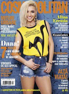 2010s Fashion, Pdf Magazines, Cat Walk, Catio, Cosmopolitan, Fashion Photography, Urban, Tank Tops, People