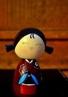 Japan Kokeshi Dolls