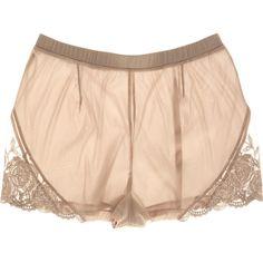La Perla Silk-blend culotte briefs- AKA pretty granny panties Lingerie Babydoll, Jolie Lingerie, Luxury Lingerie, Sexy Lingerie, Lingerie Underwear, Women Lingerie, Nylons, Stockings Lingerie, Gorgeous Lingerie