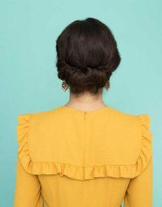 Bad hair day com estilo: aprenda a fazer o coque rolinho agora mesmo
