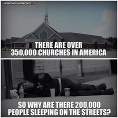 Because ego maniacs think they deserve 3 private jets. Help The Poor, People Sleeping, Truth Hurts, Before Us, Atheism, Social Justice, Change The World, Thought Provoking, Helping Others