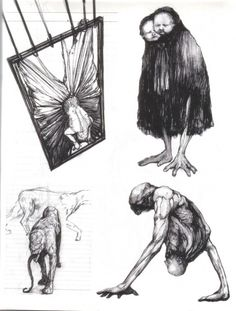 Silent Hill 4: The Room Concept Art