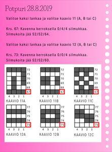 Potpuri, osa 7 Crossword, Crossword Puzzles