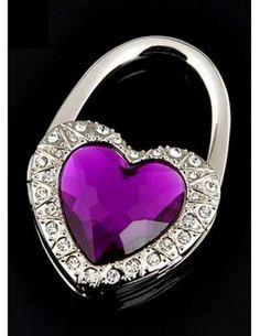 romantic purple swarovski crystal