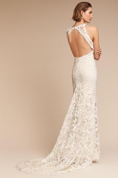 Ventura Gown from @BHLDN