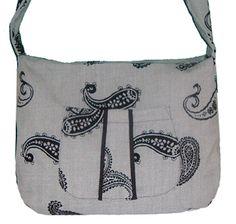Varrótanfolyam: Tímea táska (ingyen szabásmintával)