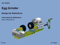 LEGO WeDO 2.0 Egg Grinder | Robocik.eu