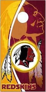 ... Washington Redskins Cornhole Wrap Bag Toss Skin Decal Sticker Wraps I like these wraps