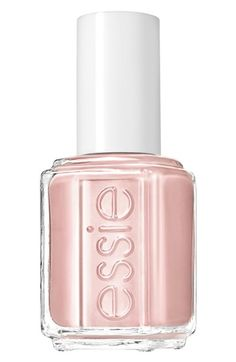 Essie 'Spring 2014' Nail Polish in Spin the Bottle....love this color!!! Gorgeous nude