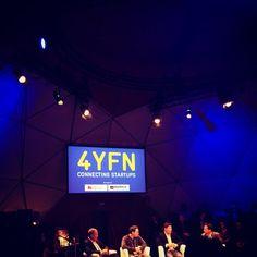 #4YFN #connectingstartups #barcelona