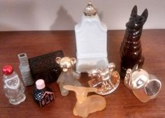 LOT AVON Vintage Collectible Perfume and Cologne Bottles $7.99 @Ebay