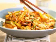 Kung Pao Chicken, Food And Drink, Low Carb, Chinese, Asian, Dinner, Cooking, Healthy, Ethnic Recipes