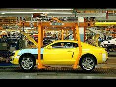 Mega Fábricas - Camaro (COMPLETO)