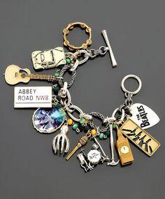 Beatles charm bracelet From s3.amazonaws.com