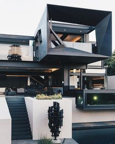 Tag your Friends  #allofarchitecture Kloof Road House by Nico van der Meulen Architects  @modern.estate - Architecture and Home Decor - Bedroom - Bathroom - Kitchen And Living Room Interior Design Decorating Ideas - #architecture #design #interiordesign #homedesign #architect #architectural #homedecor #realestate #contemporaryart #inspiration #creative #decor #decoration