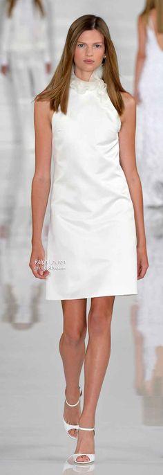 Ralph Lauren Spring 2014 Collection