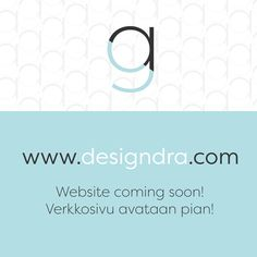 My website is coming soon! Stay tuned. #graphicdesign #designdra