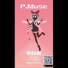 Marana (Christmas special) Project Muse aka P.Muse (Best game ever XD)