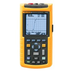 Fluke 124 Industrial ScopeMeter (40 MHz) | Maplin