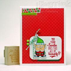 Paper Crafts Crew #217 - Elf Grumplings - Taylored Expressions ...