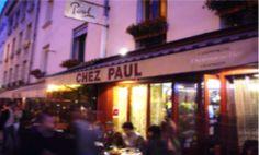 Jantar Chez Paul