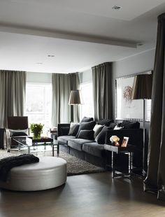 Cozy Apartment in Grey // Уютен апартамент в сиво