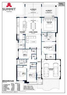 Tivoli floorplan
