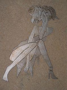Χειροποίητη δημιουργία μου σε ξύλο-υπάρχει δυνατότητα διαφοροποιήσεων. Art, Art Background, Kunst, Performing Arts, Art Education Resources, Artworks