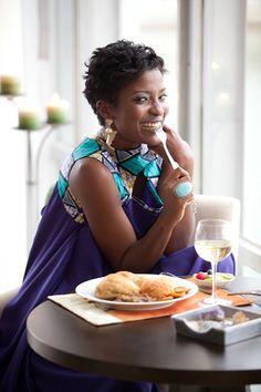 Chef Yetunde Taiwo, Afropolitan Chef.